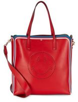 Anya Hindmarch Ebury Leather Tie-Up Tote