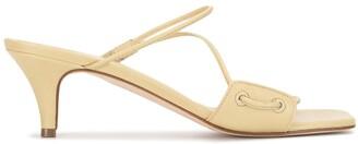 CHRISTOPHER ESBER Alexa kitten-heel sandals