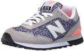 New Balance Women's WL515 Summer Safari Running Shoe
