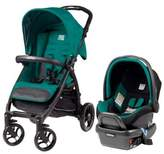 Peg Perego Booklet Travel System in Aquamarine