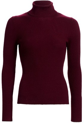 3.1 Phillip Lim Ribbed Turtleneck Sweater