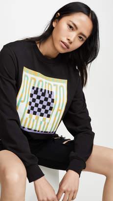 Proenza Schouler White Label Printed T-Shirt