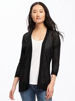 Old Navy Open Front Cocoon Cardi for Women