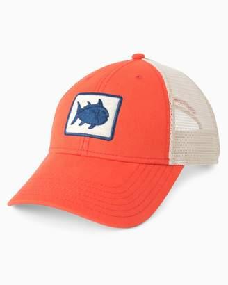 Southern Tide Gameday Skipjack Fly Patch Trucker Hat
