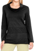 Neon Buddha Dalton Tunic Shirt - Cowl Neck, Long Sleeve (For Women)