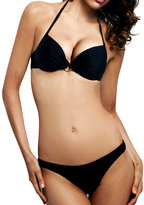 Smart and Sexy Extreme Push Up Halter Top and Bikini Bottoms