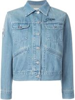 Etoile Isabel Marant 'Purd' jacket - women - Cotton - 42
