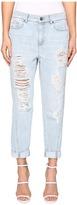 Versace Distress Boyfriend Jeans Women's Jeans