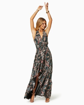 Ramy Brook Printed Savanna Dress