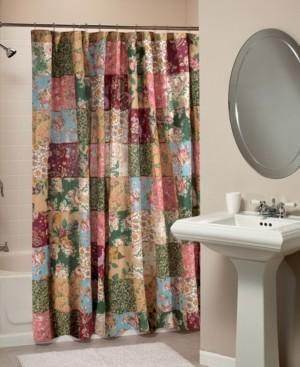 Greenland Home Fashions Antique Chic Bath Shower Curtain Bedding