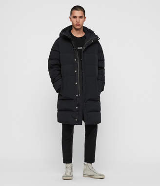 AllSaints Haddon Down Filled Puffer Coat