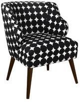 Skyline Furniture Custom Upholstered Modern Chair