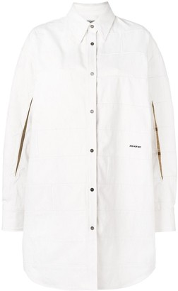 Calvin Klein Oversized Shirt Jacket