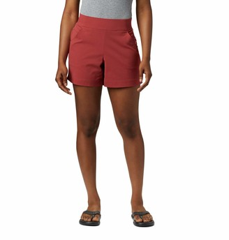 Columbia Women's Anytime Casual Shorts Stain Resistant Sun Protection