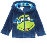 Children's Apparel Network TMNT Blue Leonardo Zip-Up Hoodie - Toddler