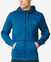 adidas Men's Team Issue Fleece Zip Hoodie