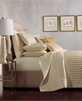Hotel Collection Patina Quilted King Coverlet, Created for Macy's Bedding