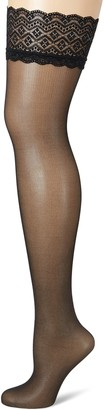 Fiore Women Celia/ Sensual Hold up Stockings