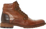 Bertie Clef Lace-up Boots