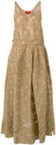 Vivienne Westwood sleeveless jacquard dress - women - Cotton/Polyamide - 42