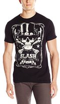 Liquid Blue Men's Slash Bottle of Slash T-Shirt