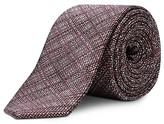 Ted Baker Unite Crosshatch Skinny Tie