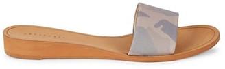 Sanctuary Rejoice Camo-Print Strap Sandals