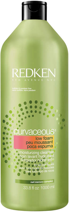 Redken Curvaceous Low Foam Shampoo - 33.8 oz.