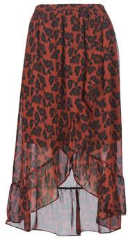 Moony Mood women's Skirt in Bordeaux