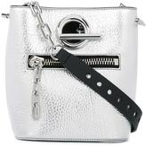 Alexander Wang Riot bucket shoulder bag - women - Leather - One Size