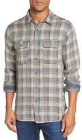 Jeremiah Men's Melville Reversible Flannel Shirt