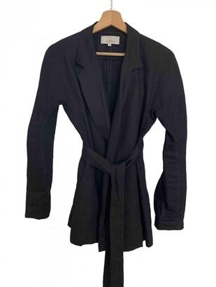 Studio Nicholson Black Linen Jackets