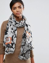 French Connection Arabella Rose Scarf