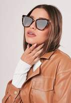 Missguided Quay Australia X Jlo Reina Sunglasses