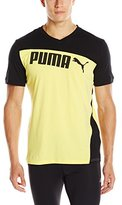 Puma Men's Clash Short-Sleeve T-Shirt
