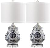 Safavieh Abbie Table Lamps (Set of 2)