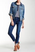 AG Jeans Brianna High-Rise Crop Jean