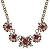 SUGARFIX by BaubleBar Crystal Bib Necklace