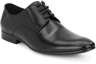 Kenneth Cole New York Mix Em Up Leather Derby Shoes