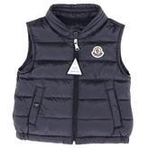 Moncler New Amaury Waistcoat Down Jacket With Logo