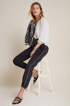 Anthropologie Byron Seamed Utility Joggers