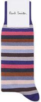 Paul Smith Multi-striped Socks
