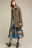 Colorblock Paris Dawson Jacquard Coat