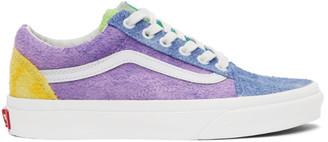Vans Multicolor Anderson Paak Edition Old Skool DX Sneakers