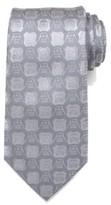 Cufflinks Inc. Men's Cufflinks, Inc. Star Wars(TM) Darth Vader Medallion Silk Tie