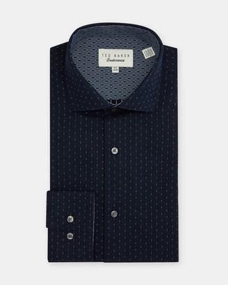 Ted Baker Spot Cotton Endurance Shirt