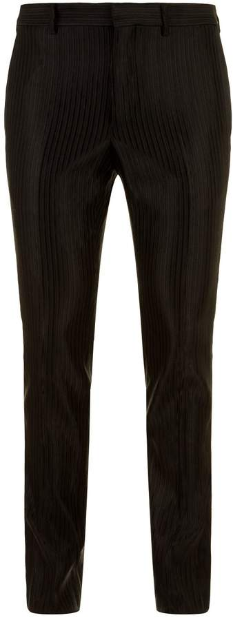 Givenchy Ottoman Wool Tailored Trousers