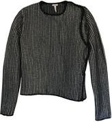Loewe Silver Wool Knitwear