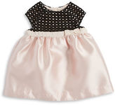 Kate Spade Baby Girls Lace and Satin Dress and Bloomers Set