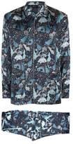 Meng Silk Pyjama Set